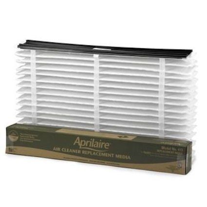 "Aprilaire 413 Replacement Filter 16"" x 27"" x 6"""